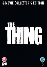 The Thing / The Thing (DVD, 2012, 2-Disc Set) Brand new and sealed
