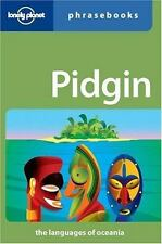 Lonely Planet Pidgin Phrasebook (Lonely Planet Phrasebook: India)-ExLibrary
