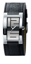 BRUNO BANANI DAMEN UHR (LADIES WATCH )  MIT BOX-PAPPIERE BR25856 IN SCHWARZ