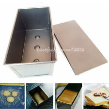 Rectangle Nonstick Box Loaf Tin for Home Pastry Bread Cake Baking Pan Bakeware