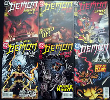 DEMON DRIVEN OUT 1,2,3,4,5,6 (1-6)..NM-...2003...Pop Mhan,Art Thibert...Bargain!