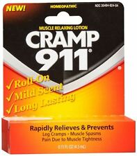Cramp 911 Muscle Relaxing Roll-On Lotion 4.50 mL (Pack of 5)