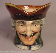 Large Royal Doulton Toby Jug Dick Turpin Old Marks