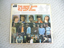 Moody Blues, The – In Search Of The Lost Chord----Germany release