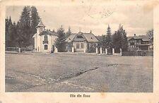 B11336 Romania Brasov Vile din Noua 1924    Brasso   kronstadt