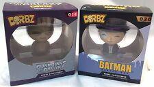 Lot of 2 Dorbz Guardians of Galaxy #016 and Batman Penguin #014