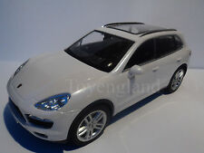 OFFICIAL PORSCHE CAYENNE RECHARGEABLE RADIO REMOTE CONTROL CAR 1/14
