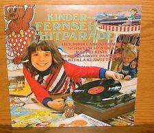 LP Kindermusik Kinder Fernseh Hitparade Unsere Welt
