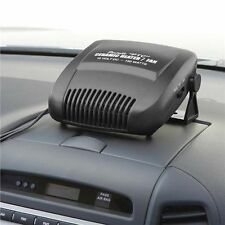 150w 12v Ceramic Car Auto Heater Defroster 2in1 Hot & Cool Fan Van Dual Setting