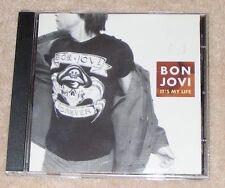 Bon Jovi - UK CD Single - It's My Life - Jon Bon Jovi (3 Track CD Single)
