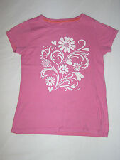 Gap Girls Pink T-Shirt Age 10 Years