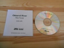 CD Indie Okkervil River - Stay Young (1 Song) Promo ATCO / PIAS