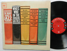 WHO'S WHO in the SWINGING SIXTIES LP