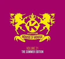 Kontor House Of House Vol.21-The Summer Edition von Various Artists (2015)