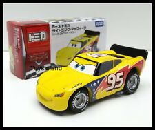 Tomica Disney CARS Lightning McQueen Diecast TAKARA TOMY 95 YELLOW