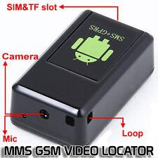MINI LOCALIZZATORE GF08 SATELLITARE GPS GSM ANTIFURTO TRACKER SOS ASCOLTO VOCALE