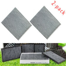 Sonata  2006-2008  ,  SantaFe,  Azera   Carbon cabin air filter  2PCS