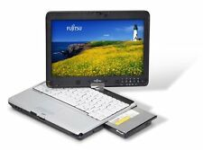 "NIB Fujitsu Lifebook  T731 12.1"" Convertible Tablet PC Laptop i5 V Pro 4GB 250GB"