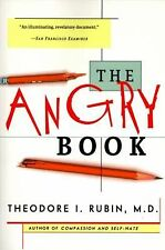 Angry Book by Theodore I. Rubin (1998, Paperback)