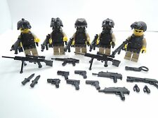 (no.5-543) custom LEGO navy seal  swat police lego gun army weapons for LEGO