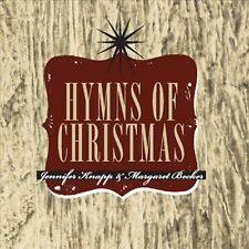 Hymns of Christmas Jennifer Knapp & Margaret Becker Audio CD