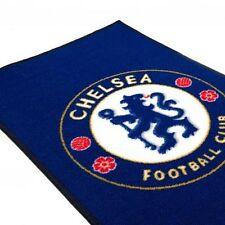 Chelsea Blues FC Team Crest rug NWT English Premier League 80 cm x 50 cm EPL