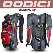 DODICI Cycling Bicycle Backpack Outdoor Sports Riding Water Pack Bag Rain Cover