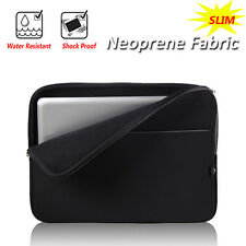 "15"" 15.6"" Laptop Sleeve Case Notebook Cover Pouch Bag For HP DELL MacBook Pro"