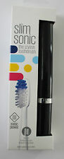 Slim Sonic Classic Electric Travel Toothbrush - Black - from Violife