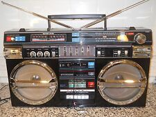 AWESOME 1980'S INTERSOUND SCR 5000SL GHETTOBLASTER BOOMBOX