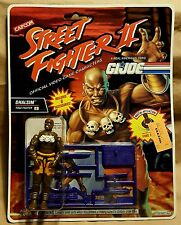 GI Joe Street Fighter II Dhalsim Action Figure Hasbro 1993