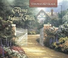 Along the Lighted Path (Thomas Kinkade's Lighted Path Collection)-ExLibrary