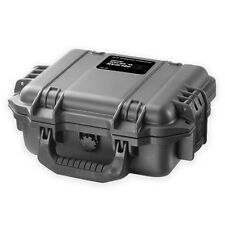 NEW Peli Storm Case iM2050 Military Tactical Storage Water Tight Black WITH FOAM