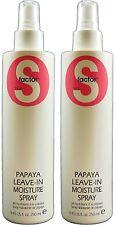 TIGI S Factor - Papaya Leave-In Moisture Spray 8.45oz [PACK OF 2!]