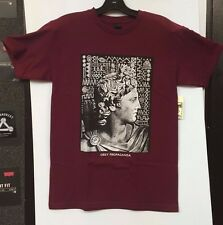 Obey Ancient Tribes Tee in Ox Blood 4069100 Size S