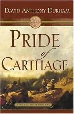 Pride of Carthage: A Novel of Hannibal-ExLibrary