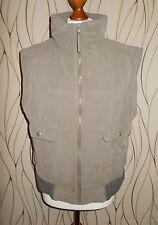 Damenweste Gr. XL 42 44 Weste ohne Arm Damen Microfaser Winterweste getragen