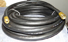"COMPRESSOR AIR HOSE 3/4"" X 50' Black 250 PSI"