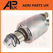 Starter Motor Solenoid Fiat Ford New Holland Tractor See list of models