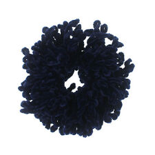 Volumising Scrunchie Velvet Big Hair Tie Bun Clip Scarf Hijab Volumizer Khaleeji