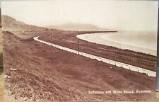 Irish Postcard LISFANNON & White Strand BUNCRANA - DONEGAL Ireland CTC Series B