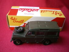 LAND ROVER 1978 1/43, (collection hachette -Solido)