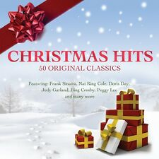 Christmas Hits VARIOUS ARTISTS Best Of 50 Songs CLASSIC HOLIDAY MUSIC New 2 CD