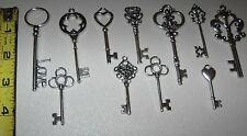 88 Wedding antique look key vintage jewelry steampunk skelton old look christmas