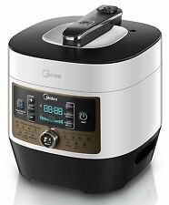 Midea Stainless Steel 7-in-1 Programmable Pressure Cooker, 5Qt/900W