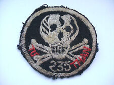 original vietnam american war  235 exploitation force cloth patch