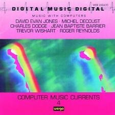Computer Music Currents 4  CD NEU