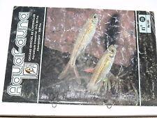 µµ Aqua Fauna n°59 Materiel capture triage nourriture vivante  Photographier
