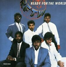 Ready for the World - Ready for the World [New CD]