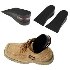 2 Layer Air Up Height Increase Elevator Shoes Insole Lift 2 inches Taller OV